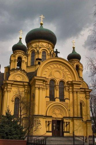 Warszawa Cerkiew św Marii Magdaleny