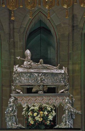 Relikwiarz św Wojciecha