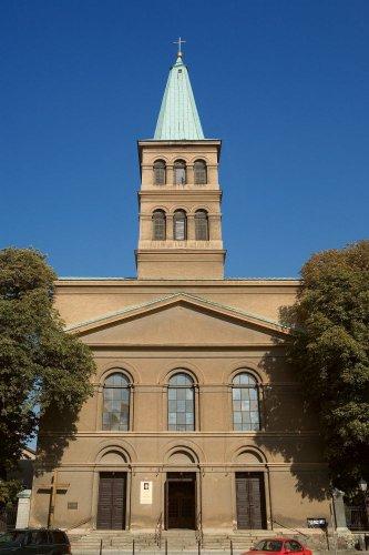 Międzyrzecz: kościół św. Wojciecha